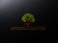 Growing Little Minds Early Learning Center or Growing Little Minds Logo - Entry #2
