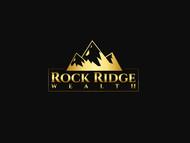Rock Ridge Wealth Logo - Entry #323