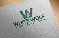 White Wolf Consulting (optional LLC) Logo - Entry #393