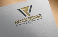 Rock Ridge Wealth Logo - Entry #268