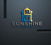 Sunshine Homes Logo - Entry #247