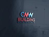 CMW Building Maintenance Logo - Entry #404