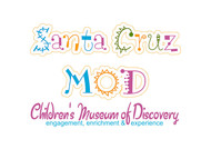 santa cruz children's museum of discovery  MOD Logo - Entry #2