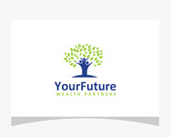 YourFuture Wealth Partners Logo - Entry #696