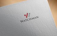 Watchman Surveillance Logo - Entry #54