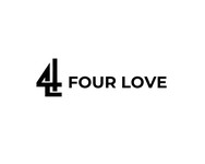 Four love Logo - Entry #253