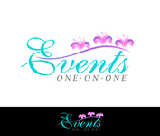 Events One on One Logo - Entry #166