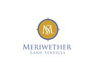 Meriwether Land Services Logo - Entry #20