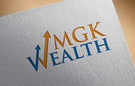 MGK Wealth Logo - Entry #360