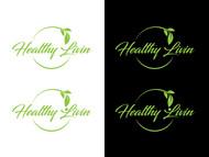 Healthy Livin Logo - Entry #147