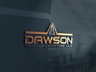 Dawson Transportation LLC. Logo - Entry #212