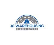 A1 Warehousing & Logistics Logo - Entry #114