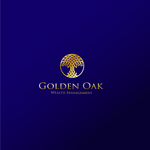 Golden Oak Wealth Management Logo - Entry #158
