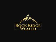 Rock Ridge Wealth Logo - Entry #321