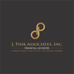 J. Pink Associates, Inc., Financial Advisors Logo - Entry #2