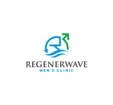 Regenerwave Men's Clinic Logo - Entry #102