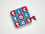 TicTacTest Logo - Entry #68