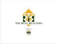 The Real Realtors Logo - Entry #128