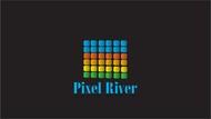 Pixel River Logo - Online Marketing Agency - Entry #79