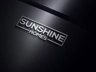 Sunshine Homes Logo - Entry #284