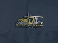 Dawson Transportation LLC. Logo - Entry #17