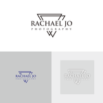 Rachael Jo Photography Logo - Entry #346