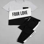 Four love Logo - Entry #373