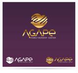 Agape Logo - Entry #214