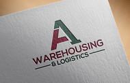 A1 Warehousing & Logistics Logo - Entry #204