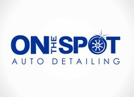 On the Spot Auto Detailing Logo - Entry #130