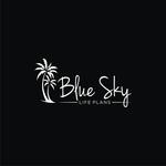 Blue Sky Life Plans Logo - Entry #226