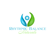 Rhythmic Balance Naturals Logo - Entry #56