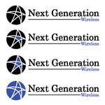 Next Generation Wireless Logo - Entry #258
