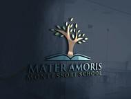 Mater Amoris Montessori School Logo - Entry #299
