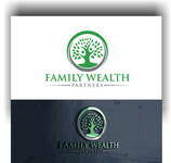Family Wealth Partners Logo - Entry #55