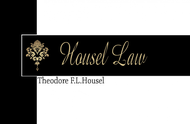 Housel Law Offices  : Theodore F.L. Housel Logo - Entry #1
