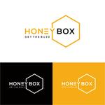 Honey Box Logo - Entry #100