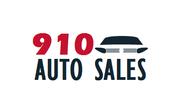 910 Auto Sales Logo - Entry #22