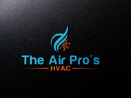 The Air Pro's  Logo - Entry #216