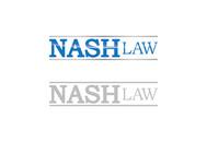 Nash Law LLC Logo - Entry #72