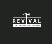 Revival contracting and drywall Logo - Entry #105