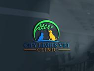 City Limits Vet Clinic Logo - Entry #64