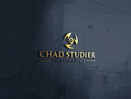 Chad Studier Insurance Logo - Entry #293