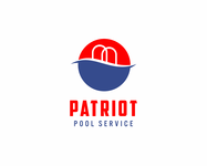 Patriot Pool Service Logo - Entry #44