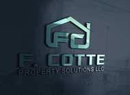 F. Cotte Property Solutions, LLC Logo - Entry #183