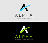 Alpha Technology Group Logo - Entry #44