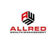 ALLRED WEALTH MANAGEMENT Logo - Entry #578