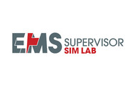 EMS Supervisor Sim Lab Logo - Entry #156
