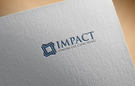 Impact Financial coaching Logo - Entry #135