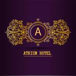 Atrium Hotel Logo - Entry #122